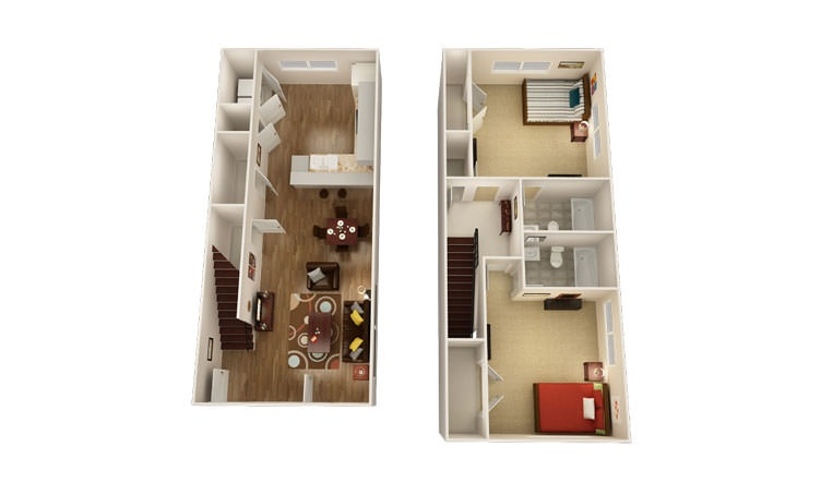 2BR Town