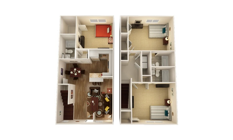 3BR Town