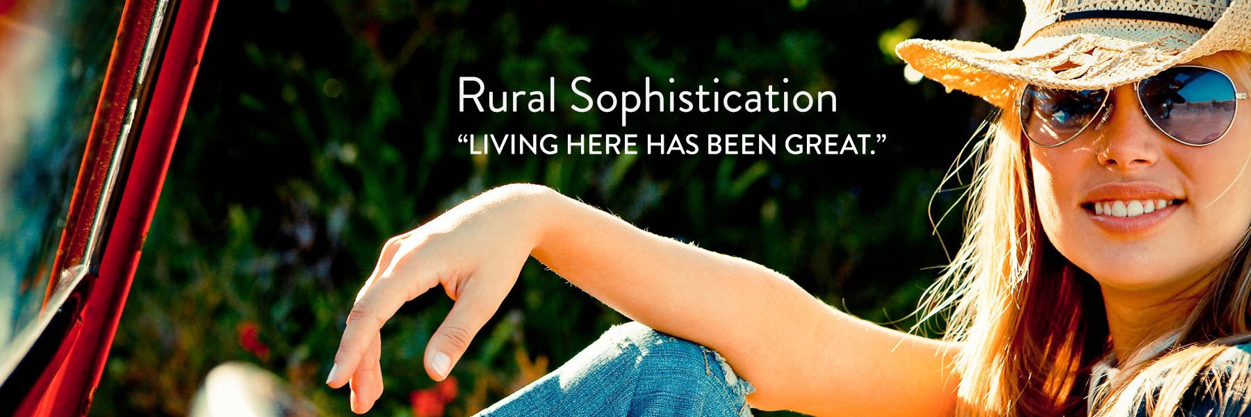Rural Sophistication
